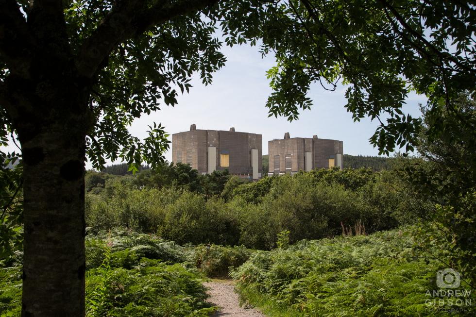 Trawsfynydd Power Station