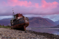 Landscape photography around Fort William