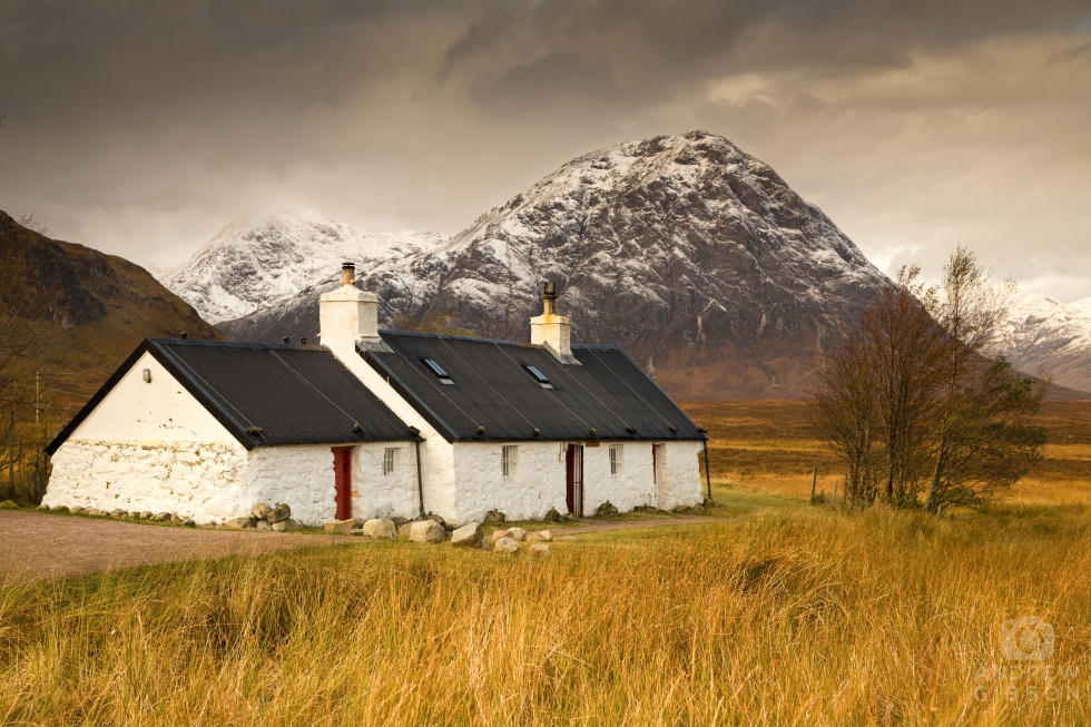 Black Rock Cottage & Buchaille Etive Mor